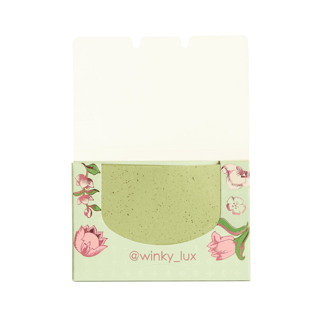 MATCHA BLOTTING SHEETS