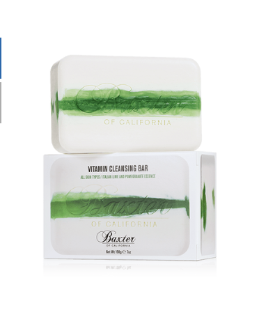 Vitamin Cleansing Bar Lime