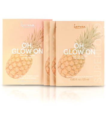 Oh Glow on Face Mask | 3-Pack