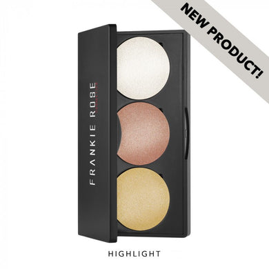 3 Shade Highlight Palette