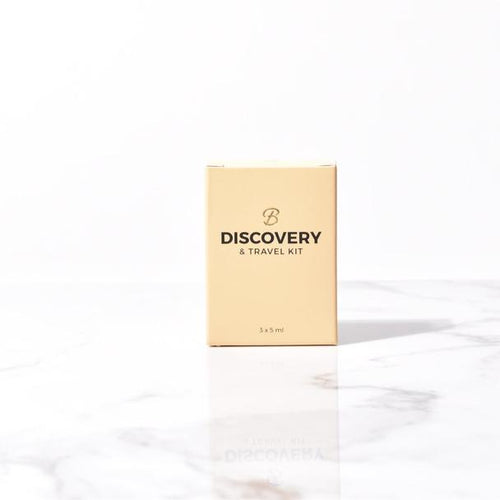 3 Pack Discovery Kit Pubic Oil
