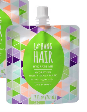 Hydrate Me Hair Treatment - Lime 50ml