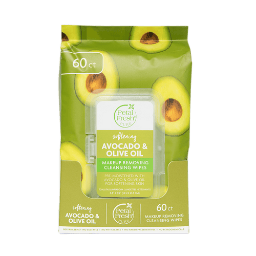 Petal Fresh Makeup Wipes