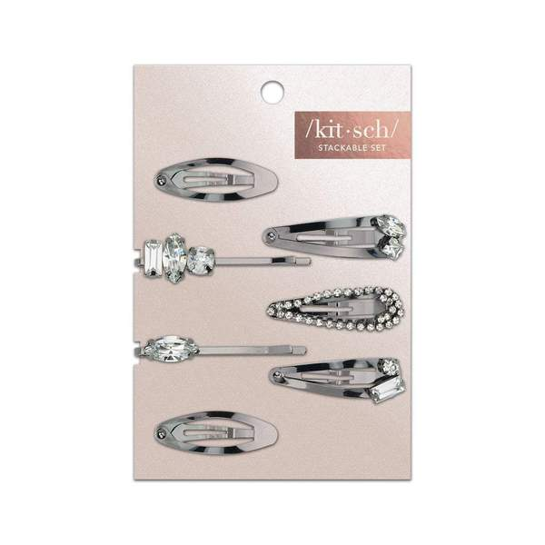 Micro Stackable Snap Clips 7pc Set