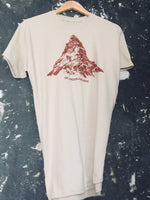 Rose mountain t-shirt / De Underjordiske