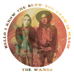 "The Wands – Hello I Know The Blow You Grow Is Magic (EP/10"")"