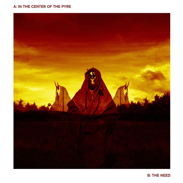 "The Woken Trees – In The Center of The Pyre (Single/7"")"
