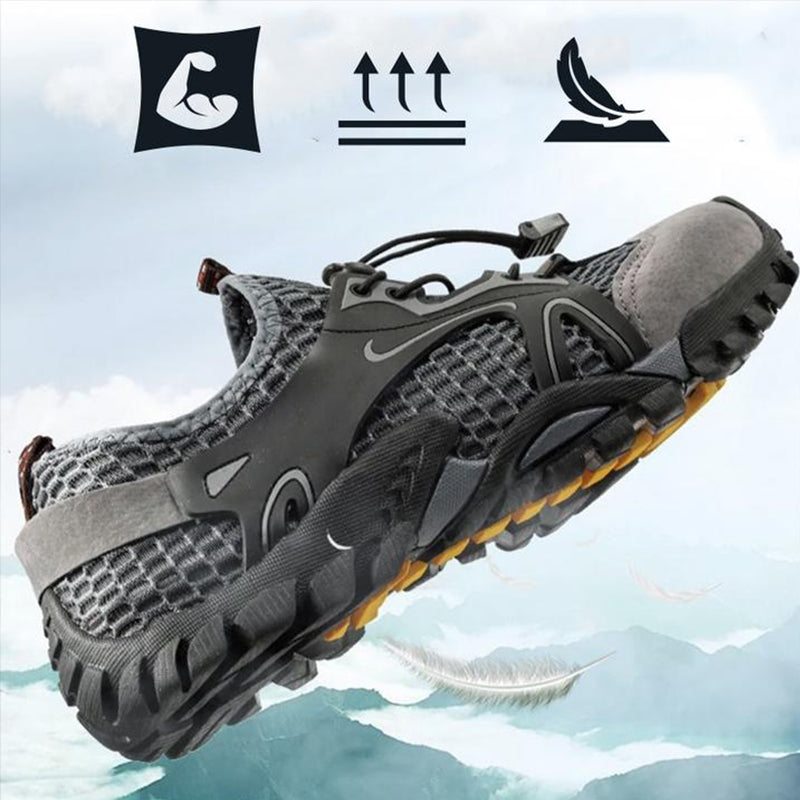 the best attitude e1bb9 11f65 Wasserdichte atmungsaktive Outdoor-Schuhe