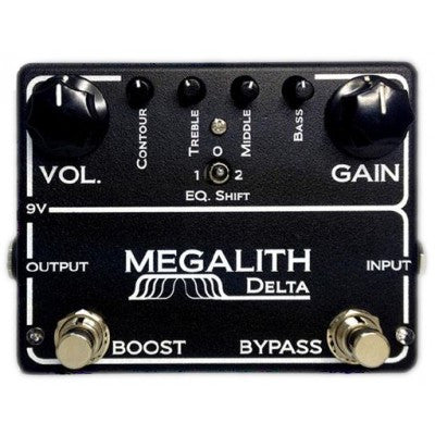 MI Effects Megalith Delta