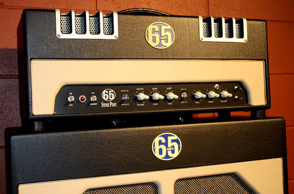65amps Stone Pony head