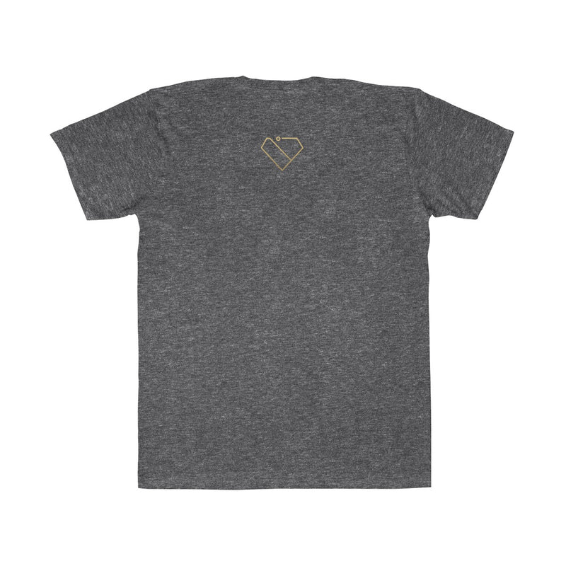 LXRY Logo Unisex Fitted Tee