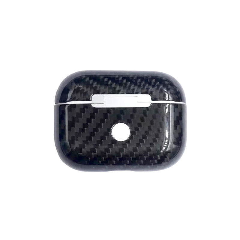 Luxury Carbon Fiber AirPods Pro Case Cover