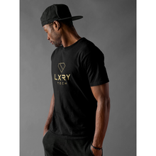 Load image into Gallery viewer, LXRY Logo Unisex Fitted Tee