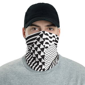 LXRY Abstract Neck Gaiter