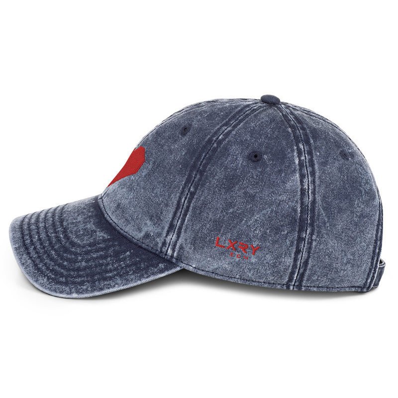Love Denim Dad Cap