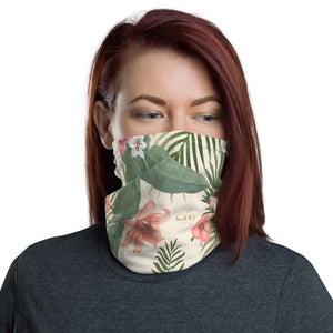 LXRY Floral Neck Gaiter