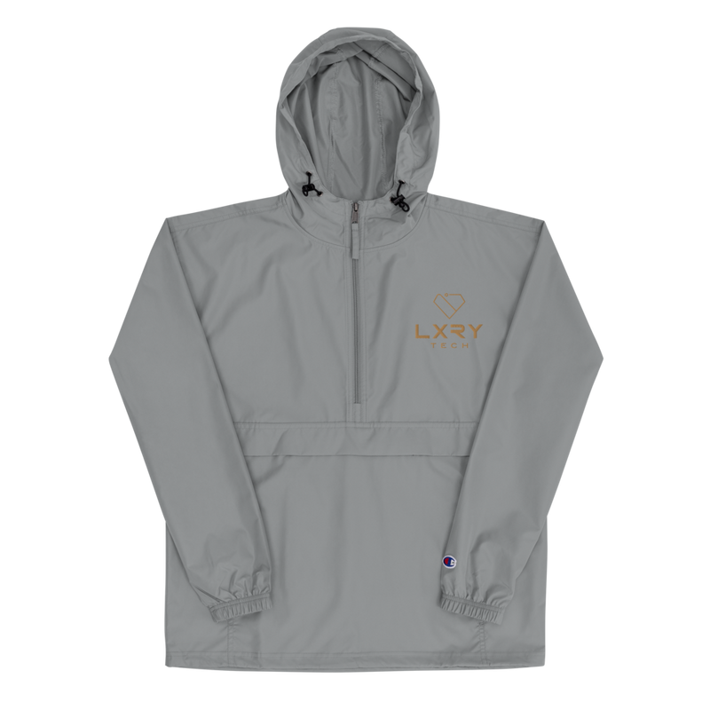 LXRY Embroidered Champion Pack Jacket