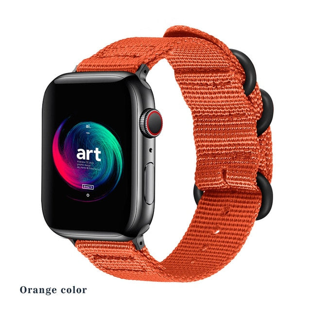 Nylon Strap for Apple Watch