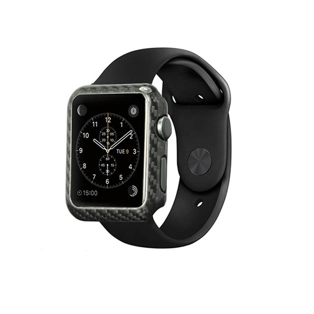 Carbon Case For Apple Watch