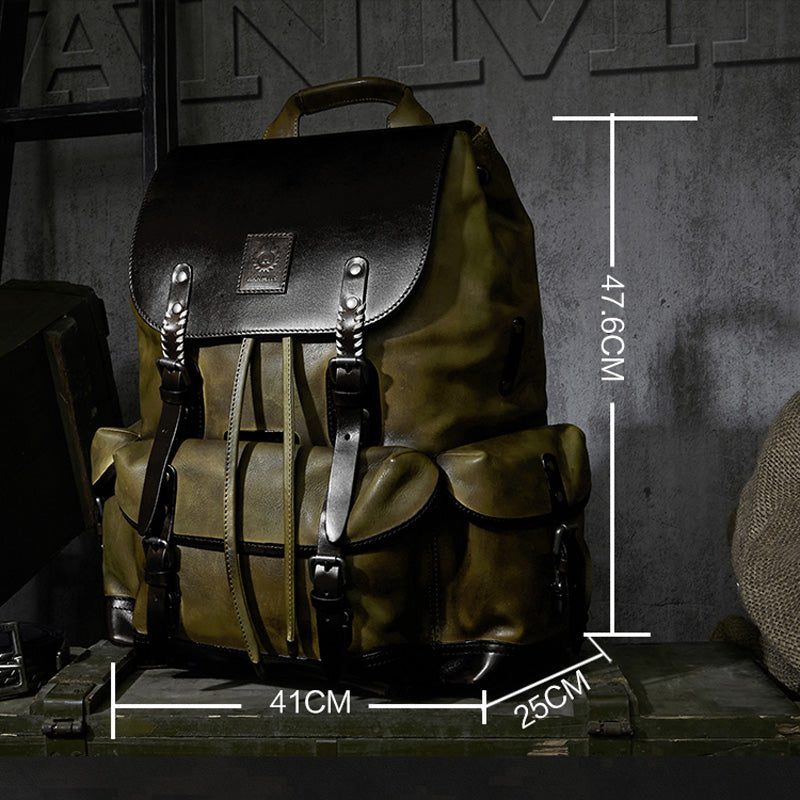 Commander Travel Backpack
