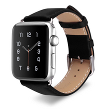Load image into Gallery viewer, Premium Apple Watch Leather Band