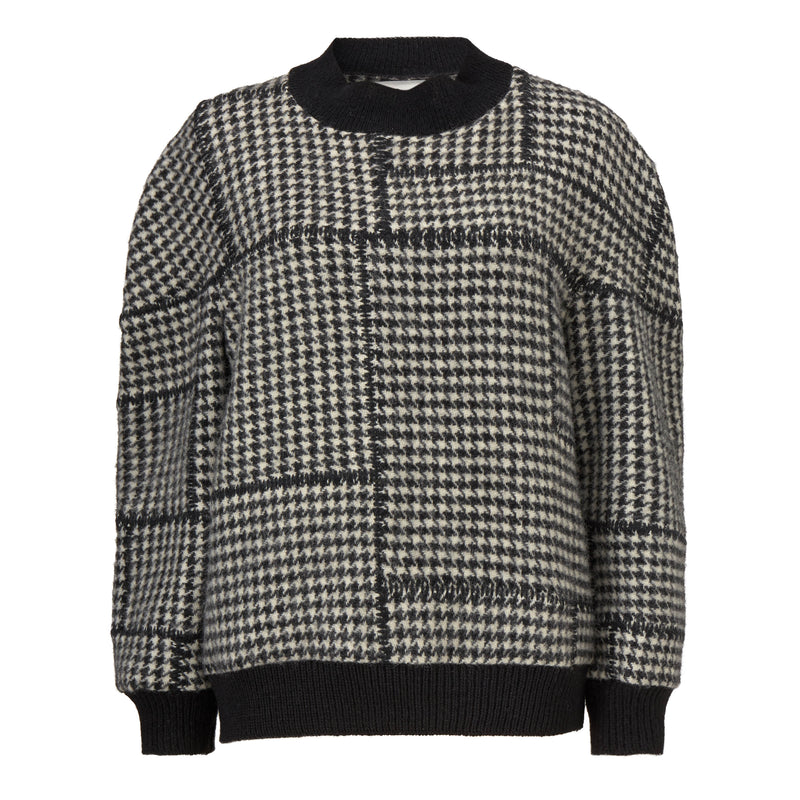ESP Swatch Sweater Gingham