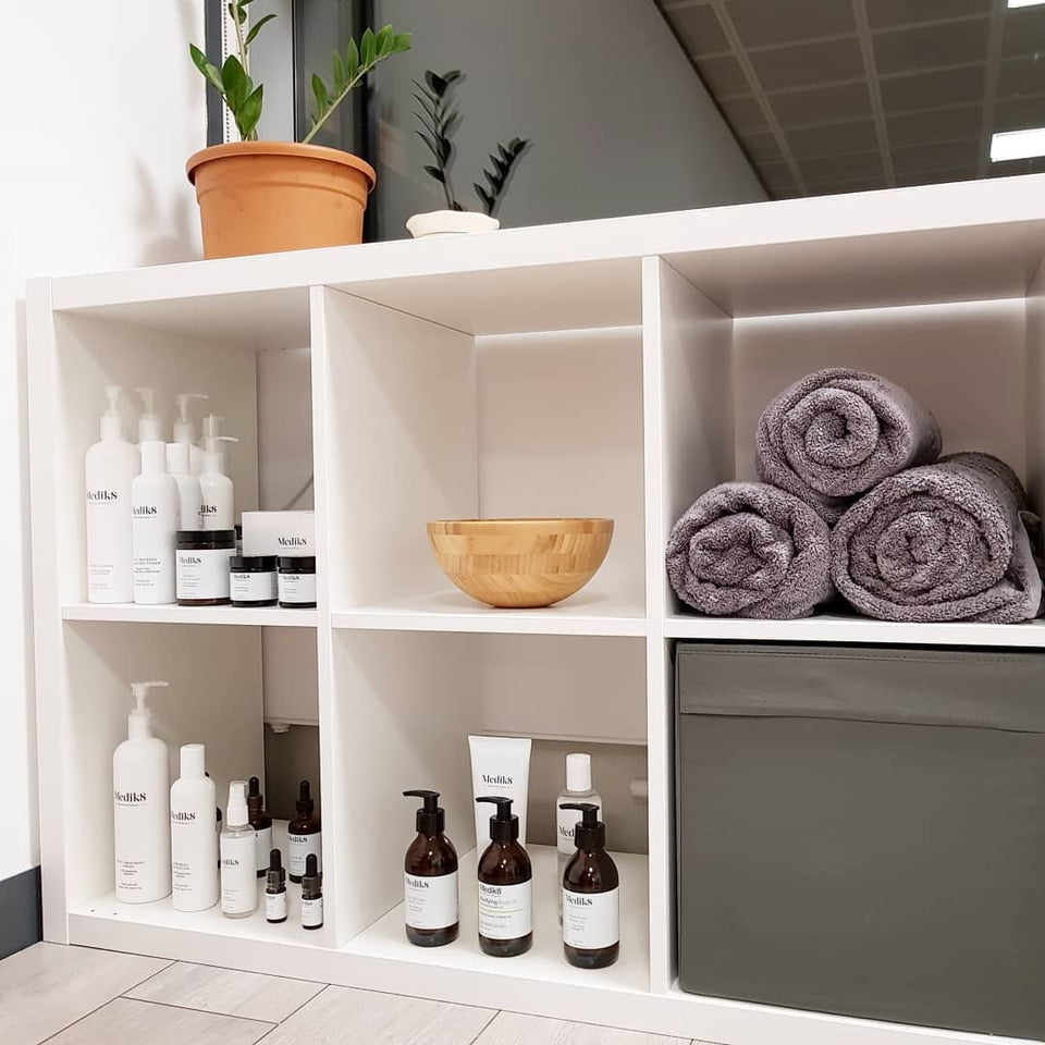 Beauty, Massage and Professional Skin Treatments in Basing View, Basingstoke. Massage, Acne and Wrinkle Treatments