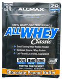 AllMax All Whey Classic Chocolate Peanut Butter
