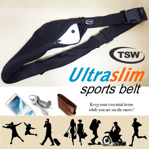 TSW Sports Belt Bag Slim