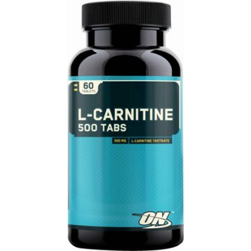 Optimum Nutrition L-Carnitine 60 tablets