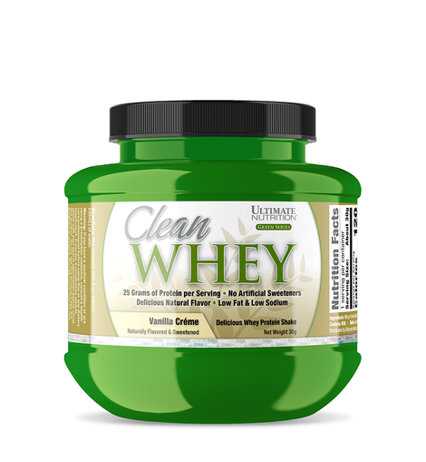Ultimate Nutrition Clean Whey 30g