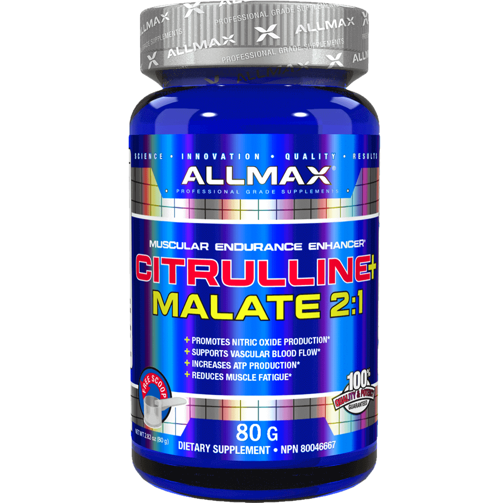 AllMax Citrulline Malate 2:1 80g 40 servings