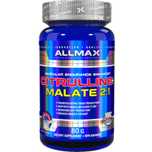 Load image into Gallery viewer, AllMax Citrulline Malate 2:1 80g 40 servings