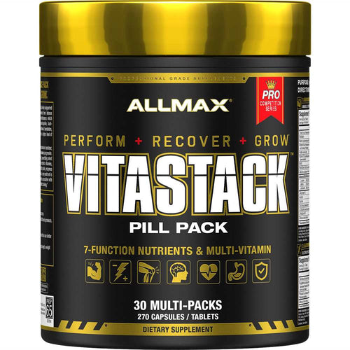 AllMax Vitastak 7-Function Nutrients & Multi-Vitamin 30 multi-packs