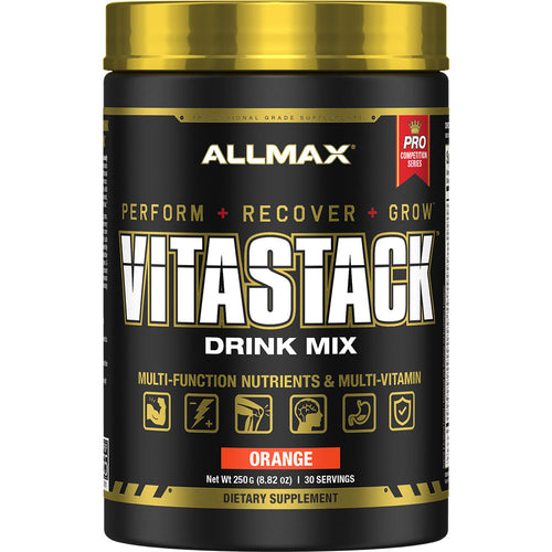 AllMax Vitastack Multi-Function Nutrients & Multi-Vitamin Powder 30 servings