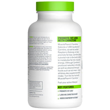 Load image into Gallery viewer, MusclePharm Carnitine 60 capsules