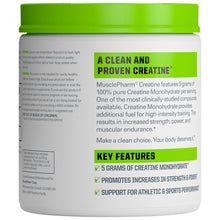 Load image into Gallery viewer, MusclePharm Creatine 300g