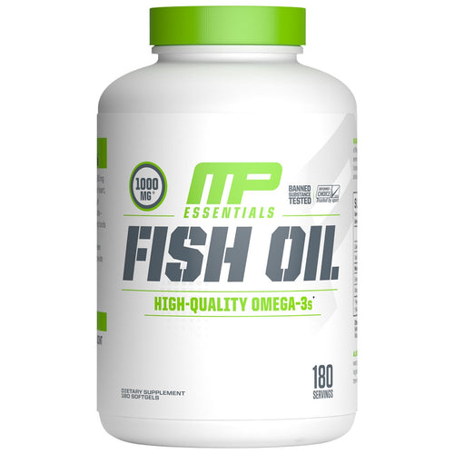 MusclePharm Fish Oil 90 softgels