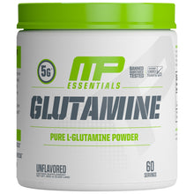 Load image into Gallery viewer, MusclePharm Glutamine 300g