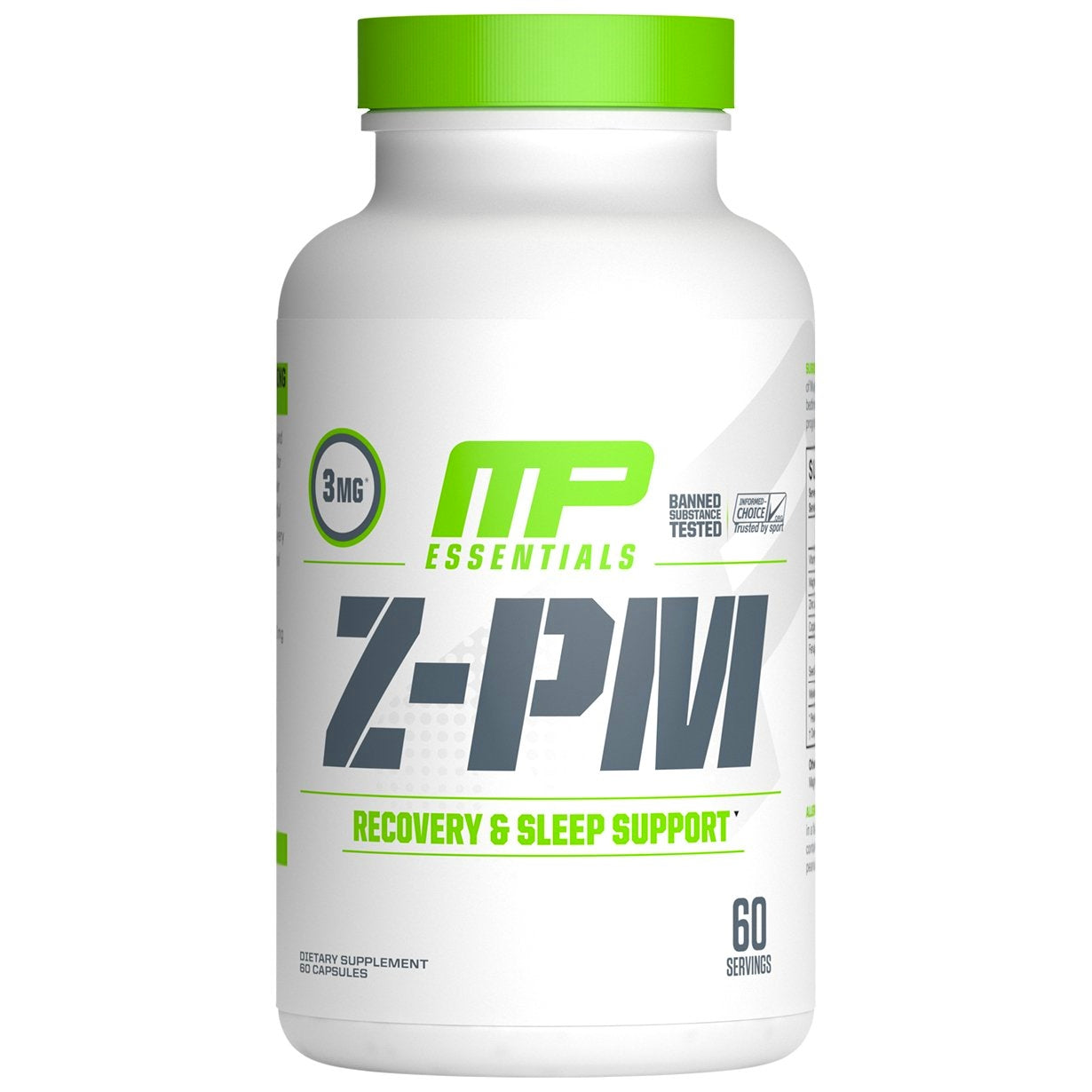 MusclePharm Z-PM 60 capsules