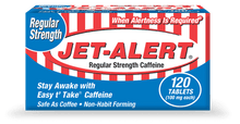 Load image into Gallery viewer, Jet Alert 100mg 120 tablets