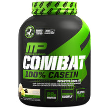 Load image into Gallery viewer, MusclePharm Combat Casein 4 lbs