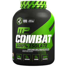 Load image into Gallery viewer, MusclePharm Combat 100% Isolate 5 lbs