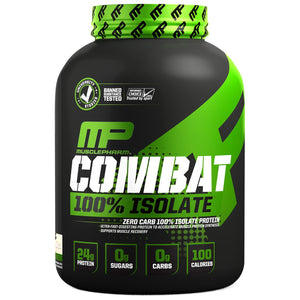 MusclePharm Combat 100% Isolate 5 lbs
