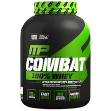 Load image into Gallery viewer, MusclePharm Combat 100% Whey 5 lbs