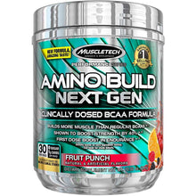 Load image into Gallery viewer, MuscleTech Amino Build Next Gen 30 servings
