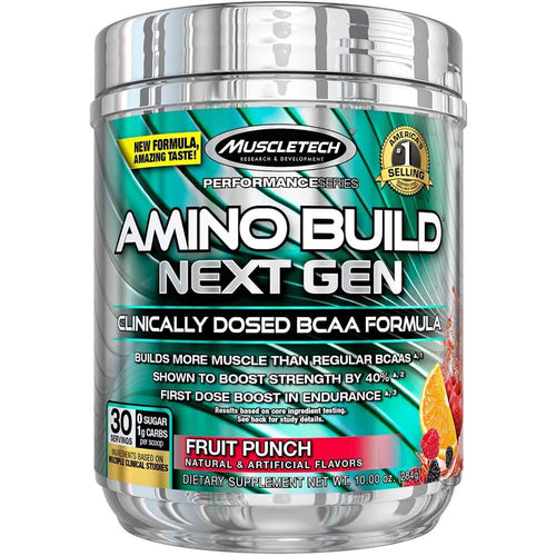 MuscleTech Amino Build Next Gen 30 servings