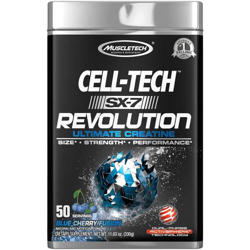 MuscleTech SX7 Revolution Cell Tech 330g