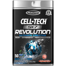 Load image into Gallery viewer, MuscleTech SX7 Revolution Cell Tech 330g