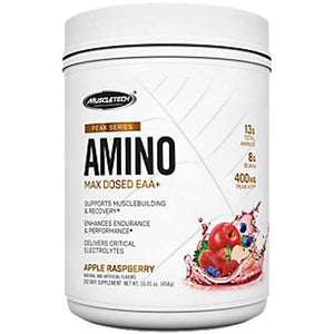 MuscleTech Peak Series Amino 30 servings